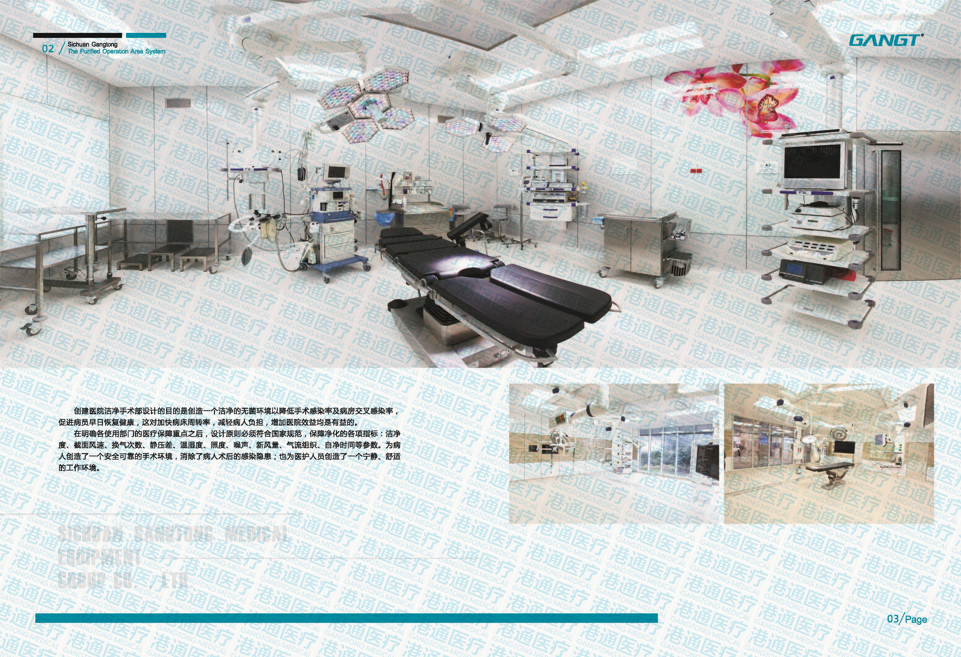 医院洁净手术部系统